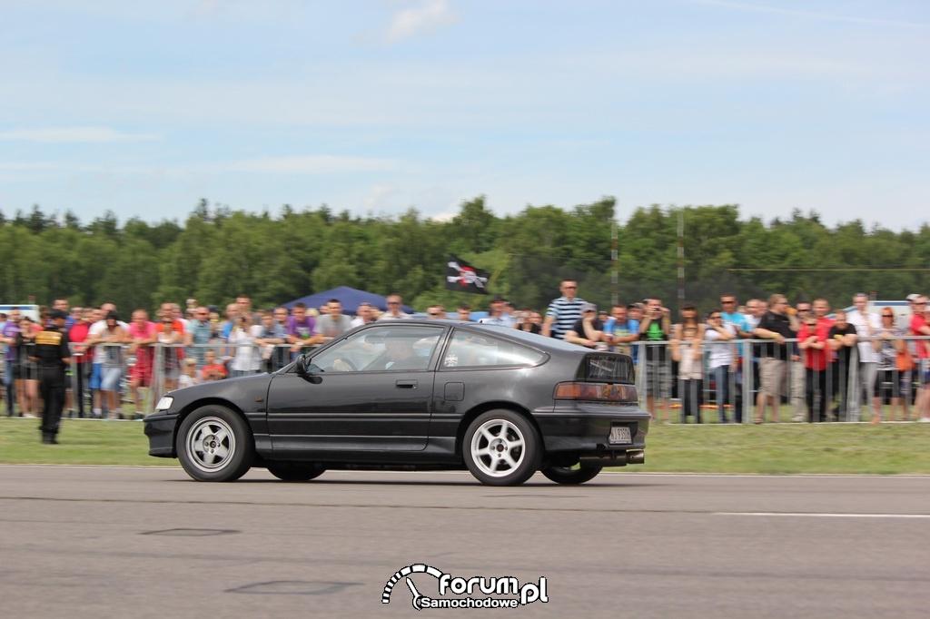 Honda CRX, sprint