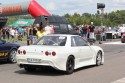 Nissan Skyline GTR, biały