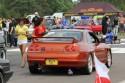 Nissan Skyline GTR, kierowca odbiera czas przejazdu