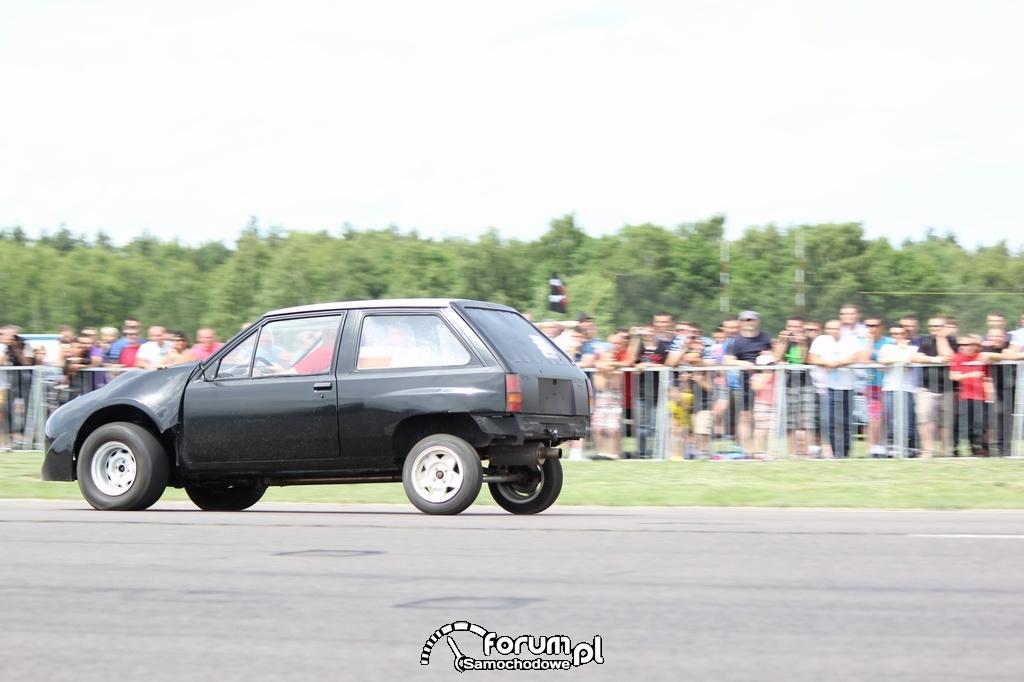 Opel Corsa, sprint