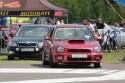 Subaru Impreza STI Kombi, przed startem