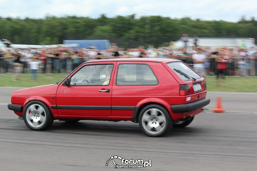 VW Golf II VR6 Turbo