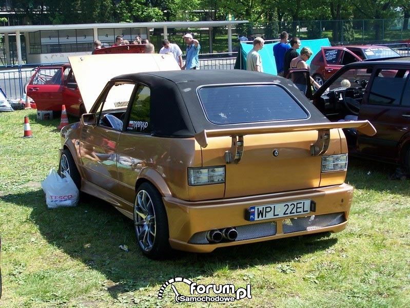XX Miedzynarodowy Zlot Fanow Volkswagena
