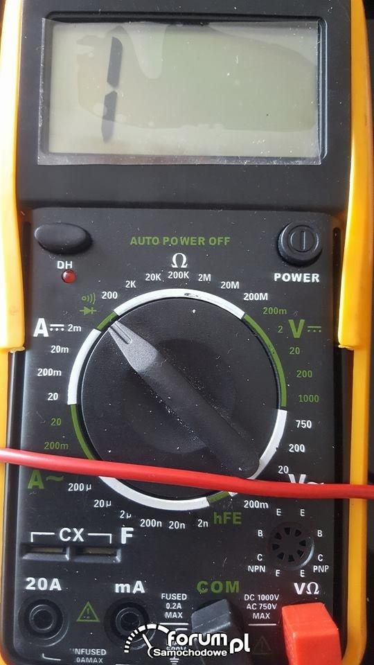 Chevrolete Aveo/Kalos T200 Problem z opuszczaniem szyby