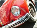 VW Garbus, przednia lampa