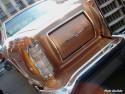 Zamykane światła, american old car