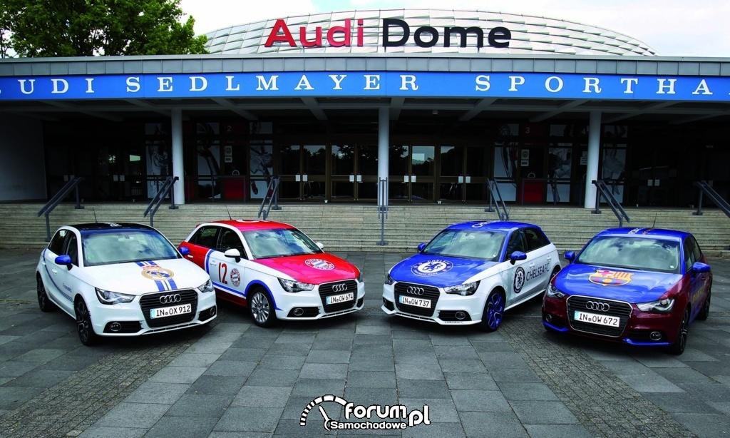 Audi A1 partnerem FC Chelsea