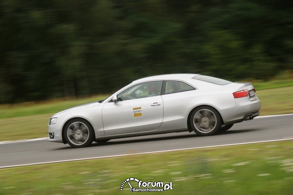 Audi A5 - Track Day