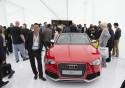 Audi RS5 na Consumer Electronics Show 2013
