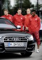 Audi S6, Robert Lewandowski