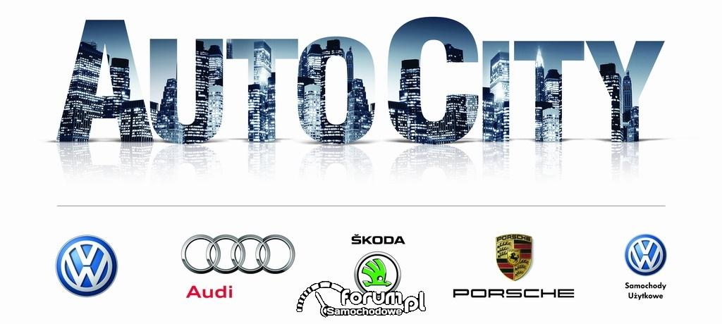 Auto City - miasto marek grupy Volkswagen