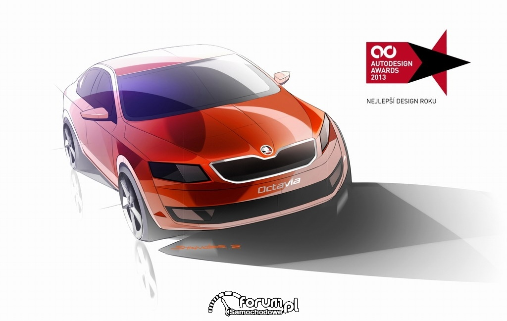 AutoDesign Awards 2013, Skoda Octavia