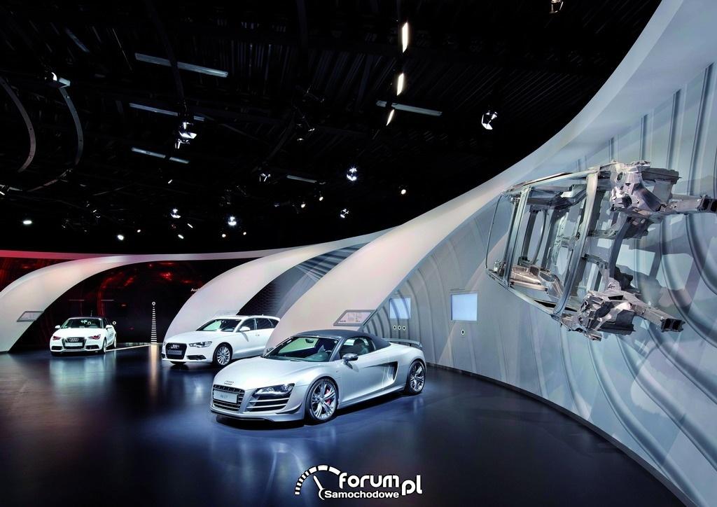 Autostadt w Wolfsburgu - miasteczko motoryzacyjne Audi, 3