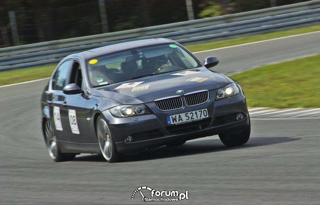 BMW 3 - Track Day