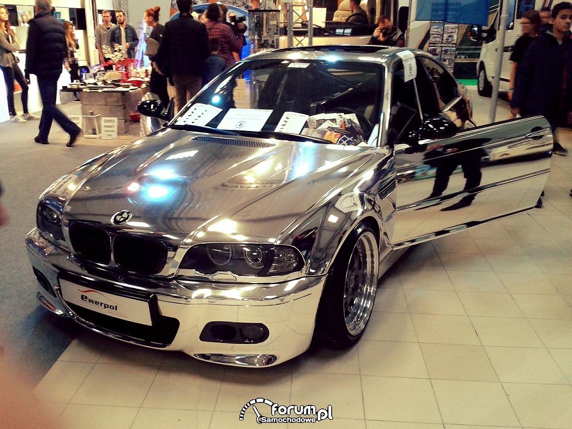BMW - pełny chrom