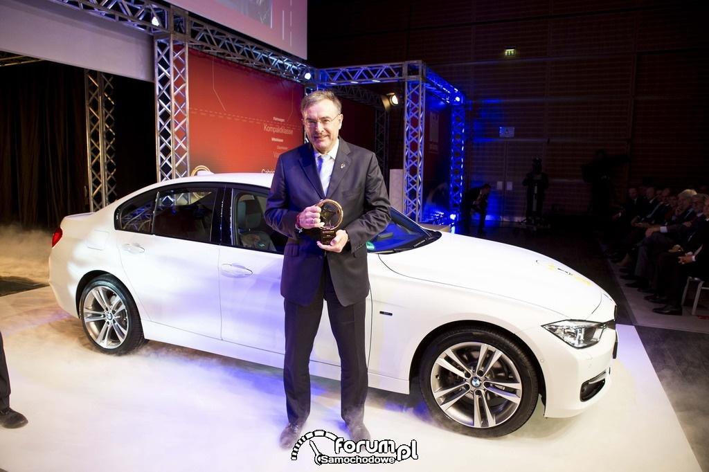BMW serii 3, Złota Kierownica 2012