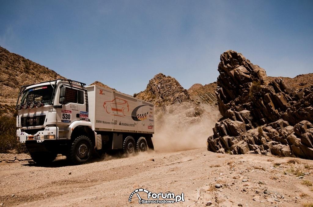 BMW X - Raid Dakar 2010