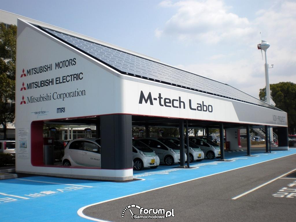 Budynek M-tech Labo