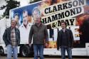 Clarkson, Hammond i May gotowi do trasy