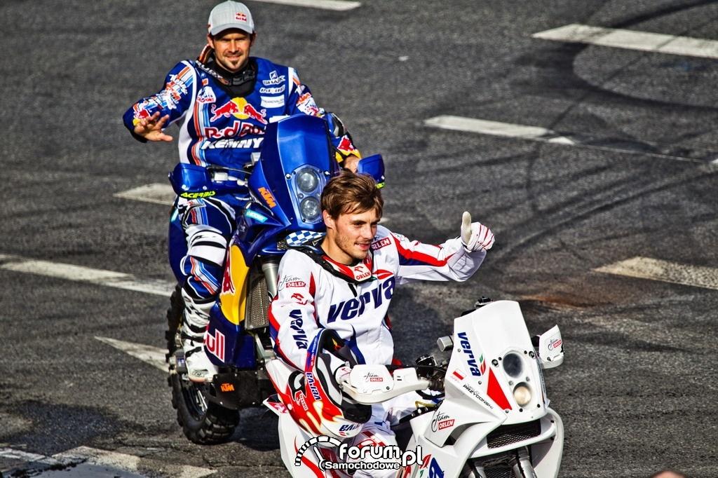 Cyril Despres, VERVA Street Racing 2012