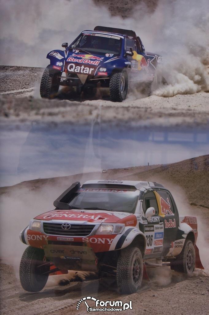 Dakar w obiektywie Jacka Bonieckiego, Car Show Manufaktura 2013, 2