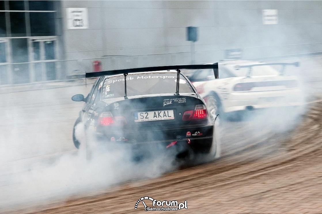 Drift w parach