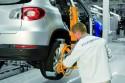 Fabryka Volkswagena, montaż koła