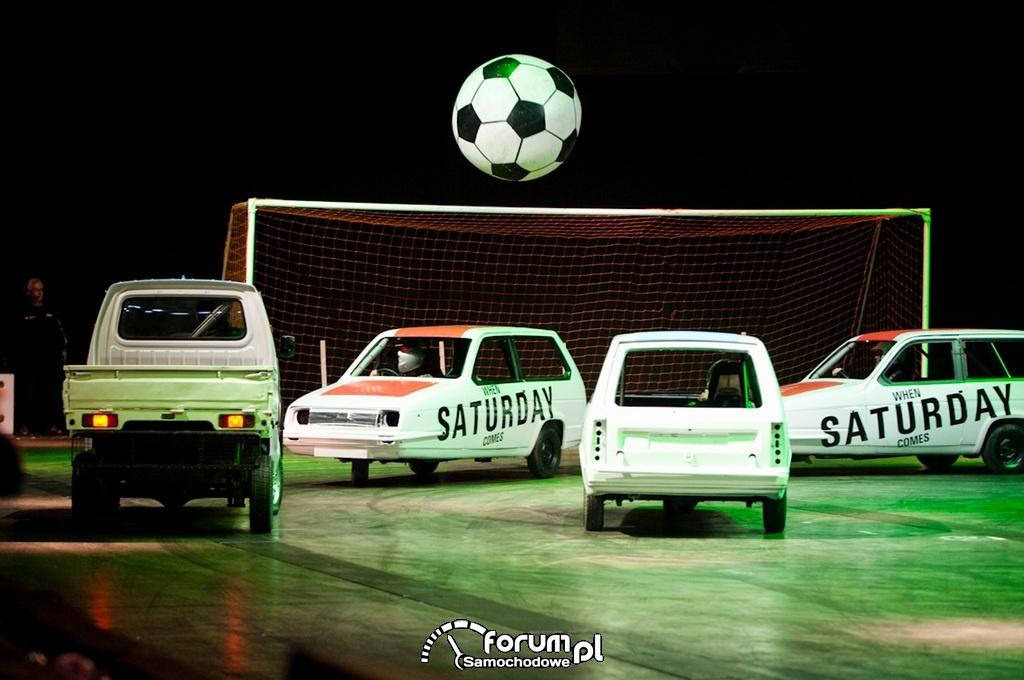 Football samochodowy