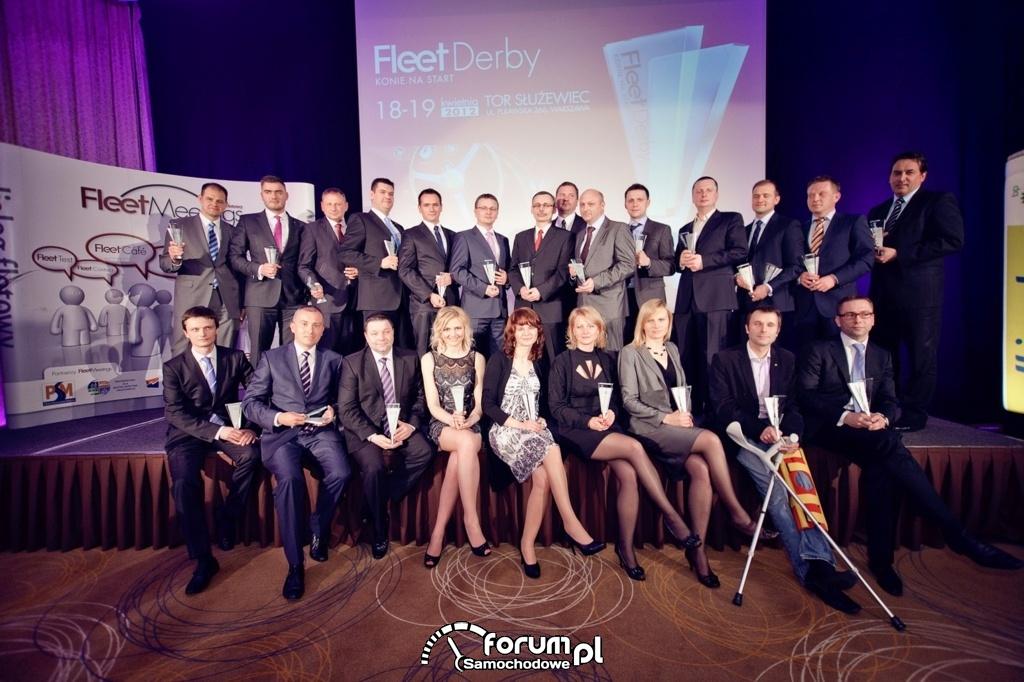 Gala Fleet Derby 2012