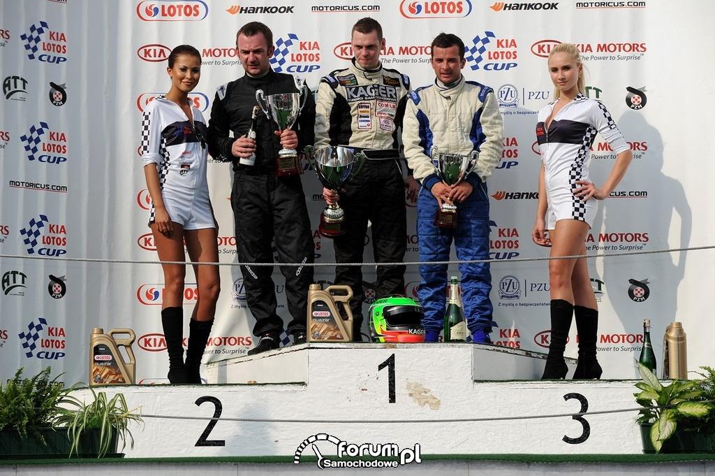 I Runda KIA LOTOS CUP 2010