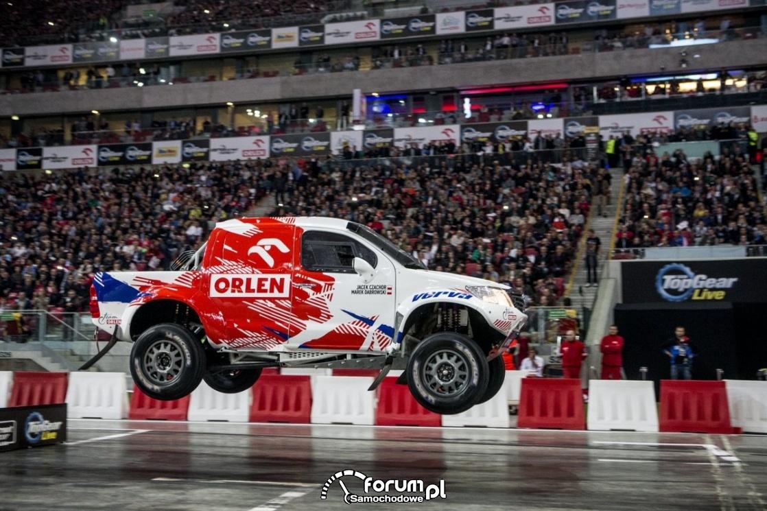Jacek Cachor, Marek Dąbrowski, VERVA Street Racing