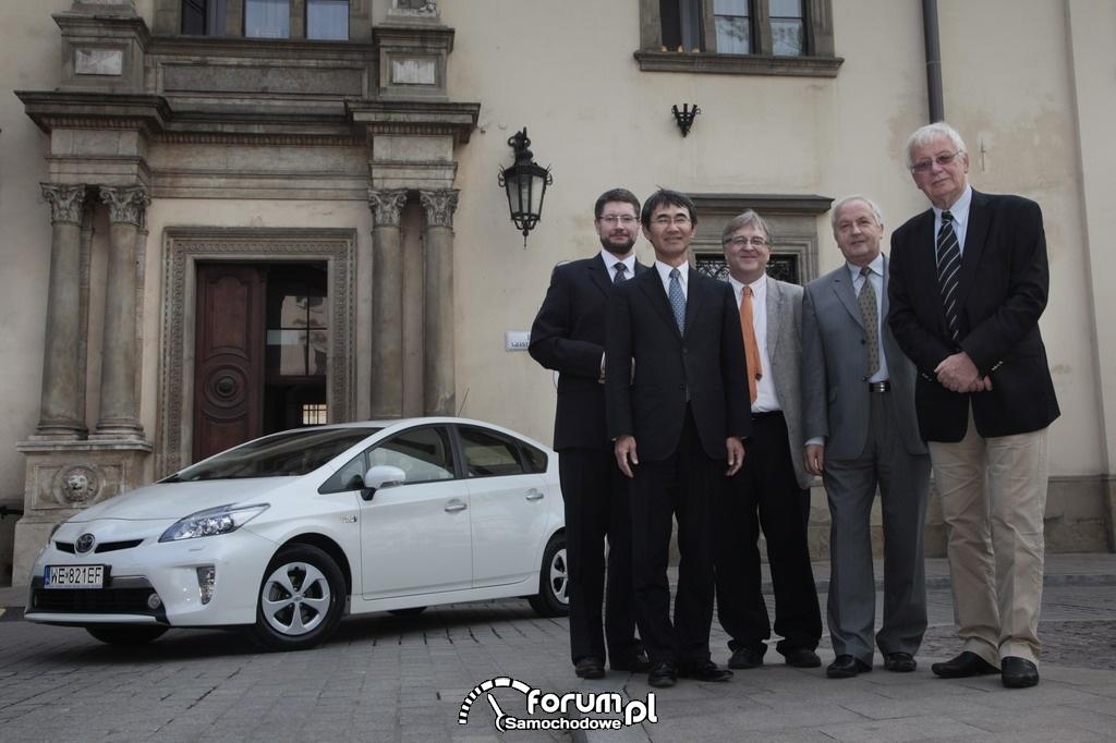 Kraków Mobilny - ulgi dla kierowców hybryd w Krakowie