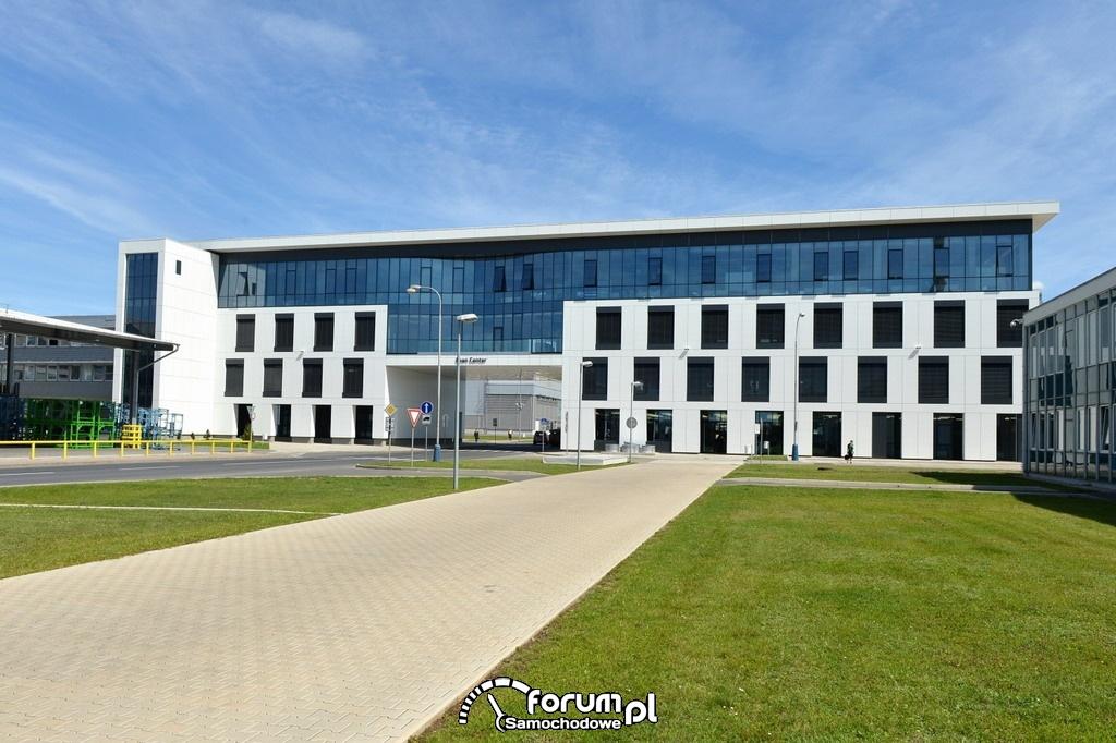 Lean Center - centrum szkoleniowe SKODY w Czechach