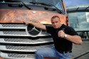 Mercedes-Benz Actros, Mariusz 'Pudzian' Pudzianowski