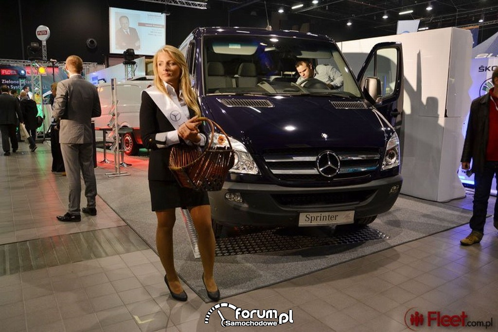 Mercedes Sprinter - FLEET MARKET 2011