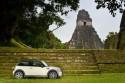 MINI Cooper, wizyta w Tikal, Guatemala, 2