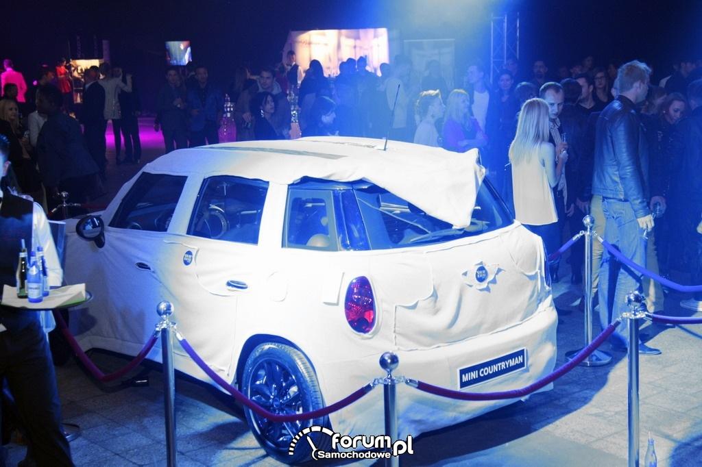 MINI Inspiruje Oscary Fashion 2012, 2