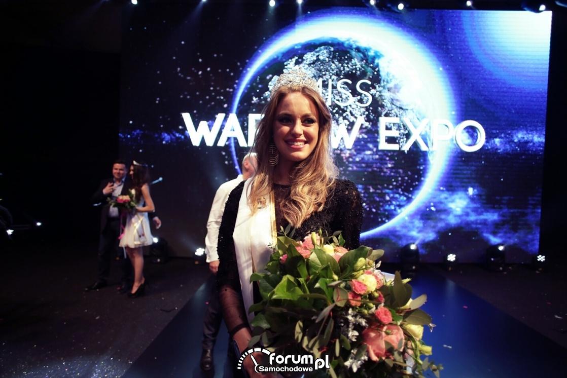 Miss Warsaw Expo - Raquel Bonilla z Hiszpanii