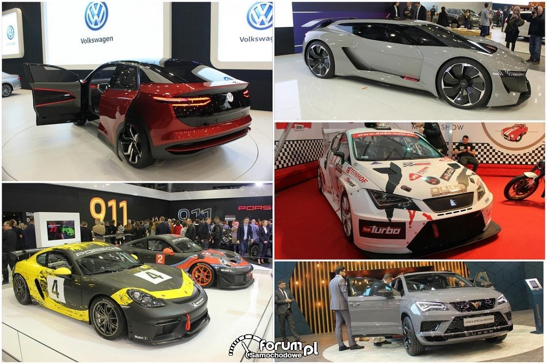 Motor Show 2019, targi motoryzacyjne, 3