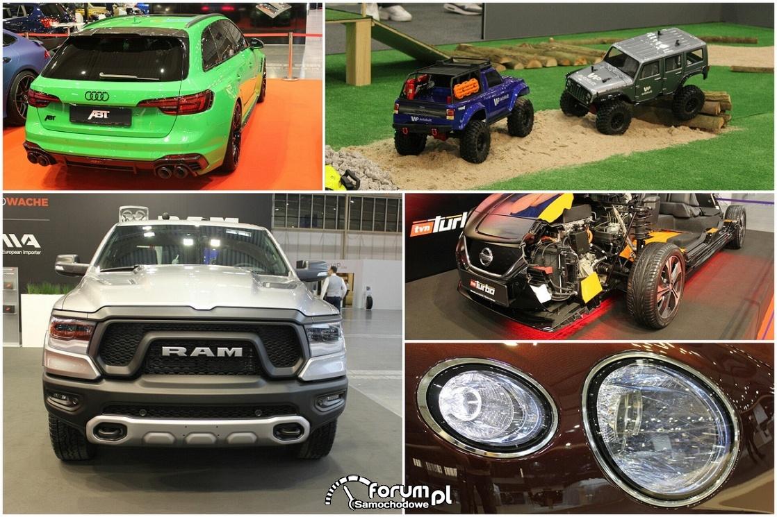 Motor Show 2019, targi motoryzacyjne, 4