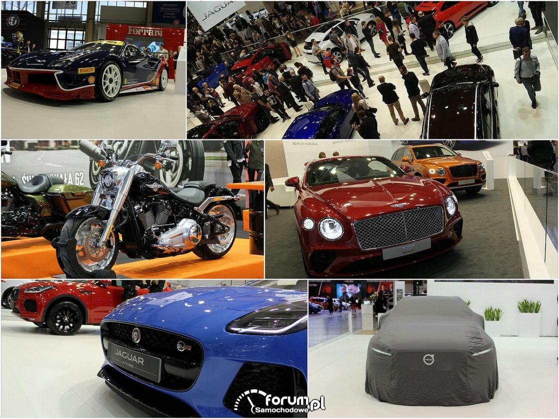 Motor Show Poznań 2018