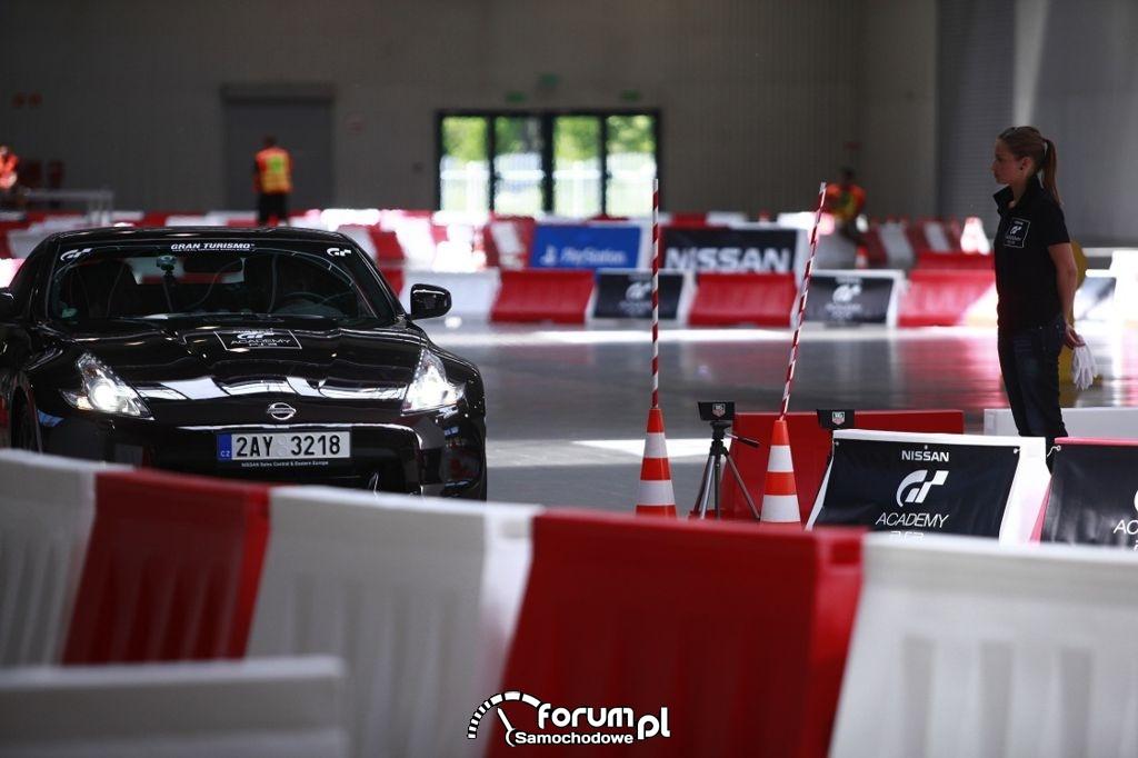 Narodowy finał Nissan GT Academy w Warszawie