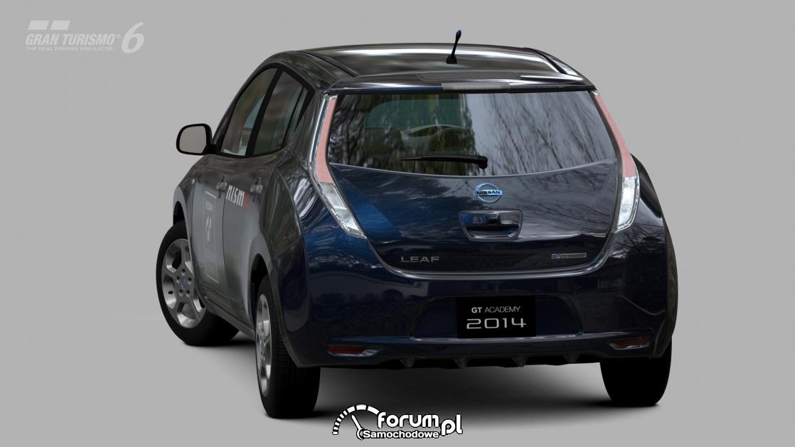 Nissan Leaf G GT Academy 2014