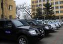 Nissan Pathfinder, POLICJA, Radom, samochody w wersji cywilnej