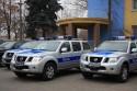 Nissan Pathfinder, POLICJA