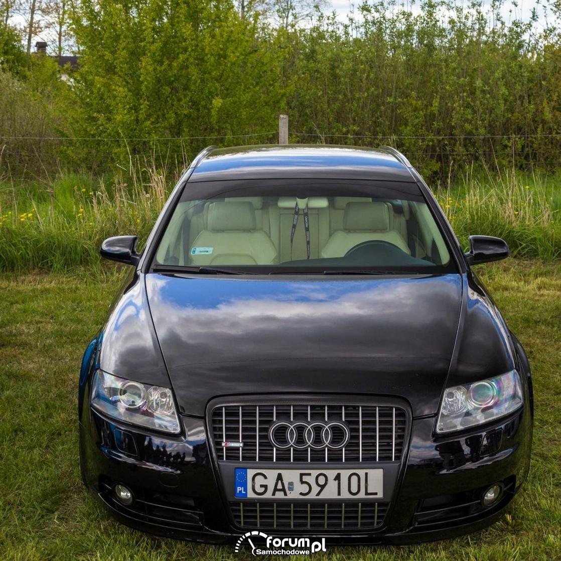 Nowy Staw 2014, Audi A6