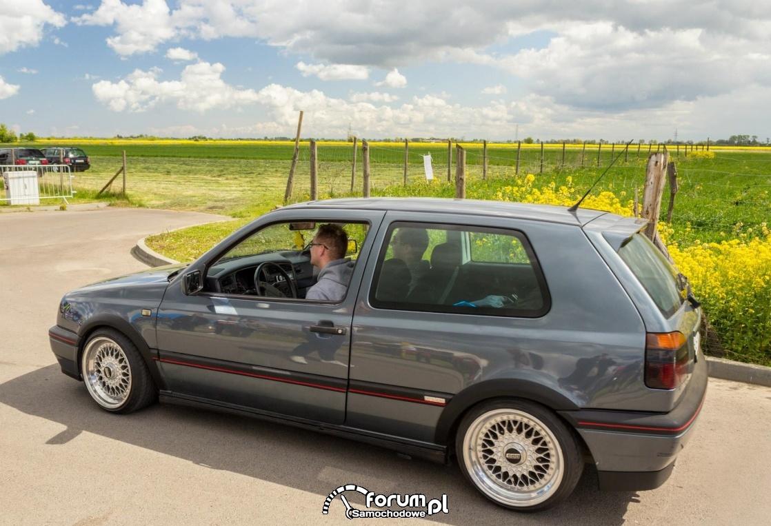 Nowy Staw 2014, Volkswagen Golf III
