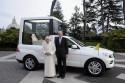 Papamobile Mercedes-Benz, Papież Benedykt XVI