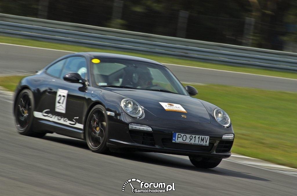Porsche Carrera S - Track Day