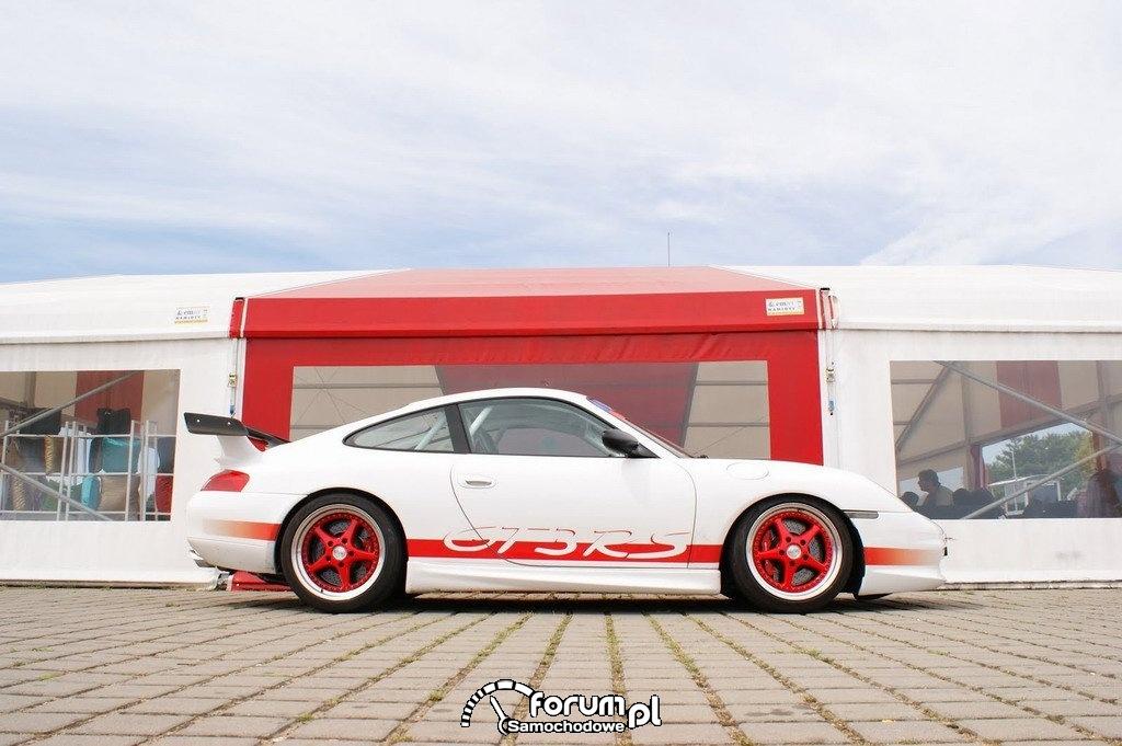 Porsche GT3 RS - Track Day
